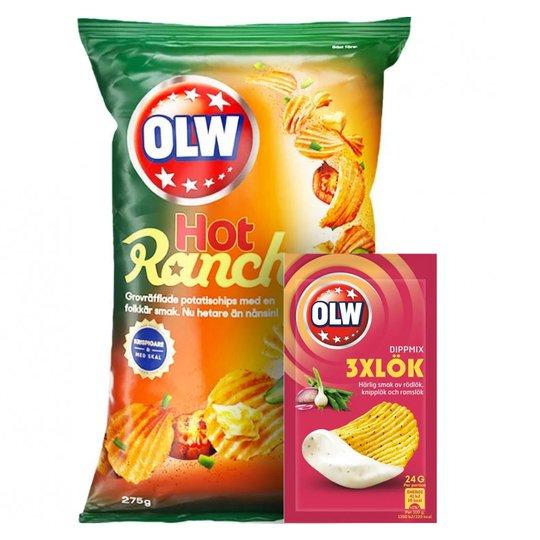 Chips & Dipp - 71% rabatt