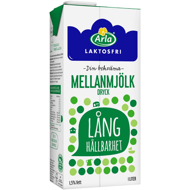 Mellanmjölksdryck - 33% rabatt