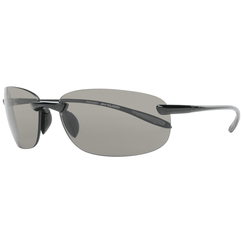 Serengeti Men's Sunglasses Black 7318