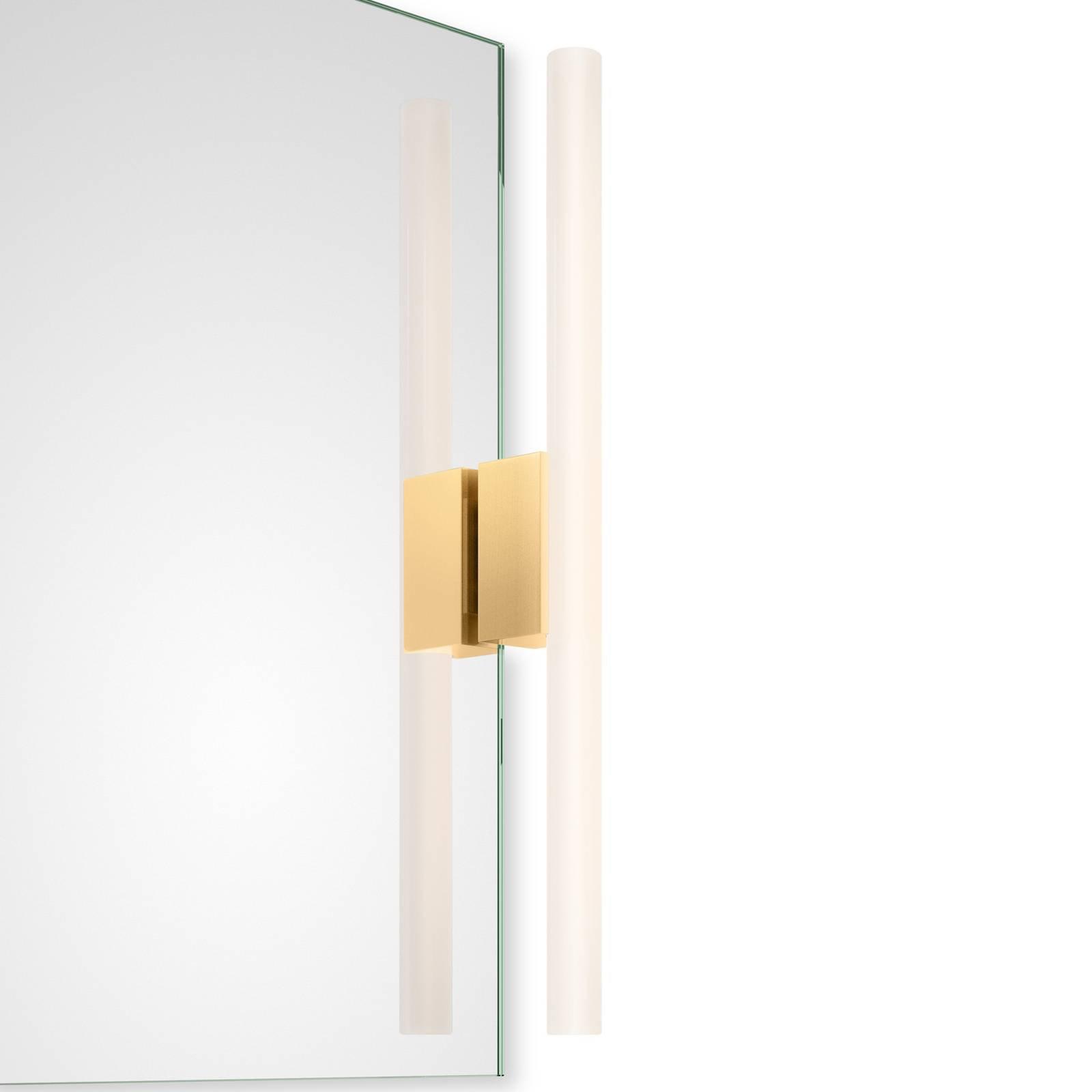 Decor Walther Omega 1 speillampe, gull matt