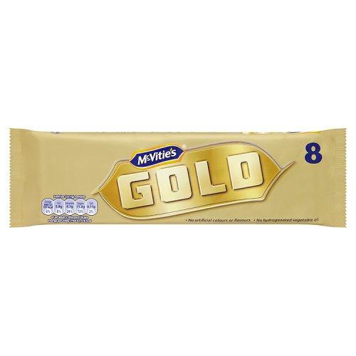 Mcvities Gold Bars 142g