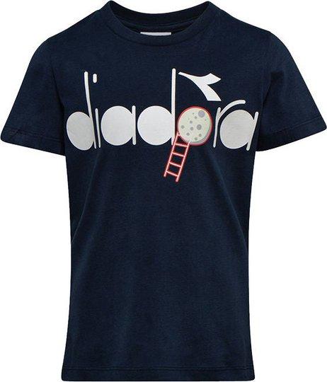 Diadora T-Skjorte, Blue Corsair S
