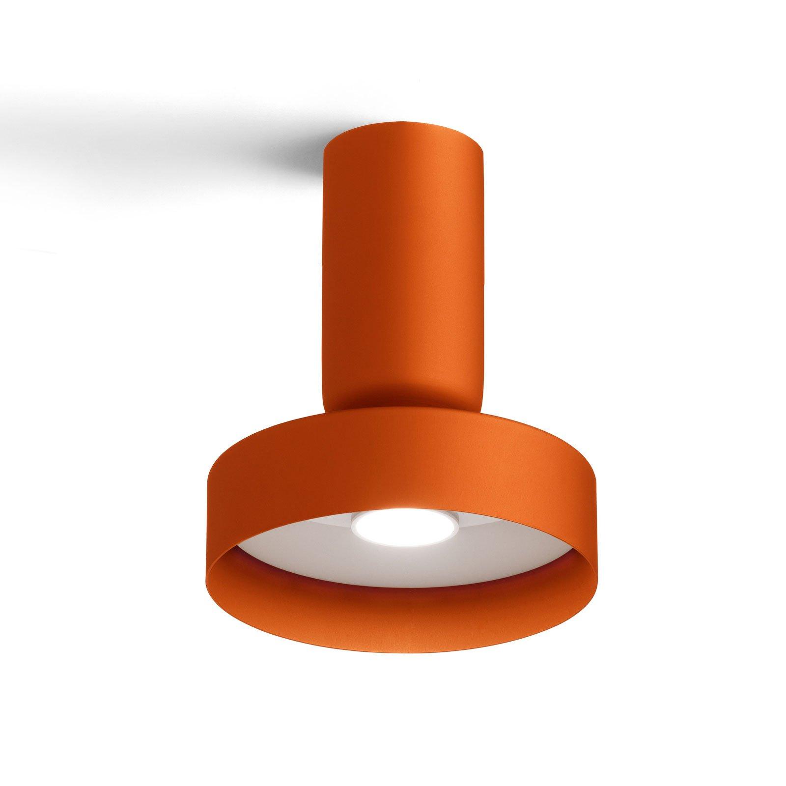 Modo Luce Hammer taklampe, Ø 18 cm oransje