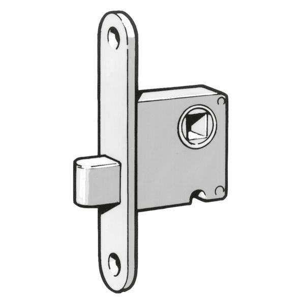ASSA Fix 2760 Tetningslås for vindu eller luke