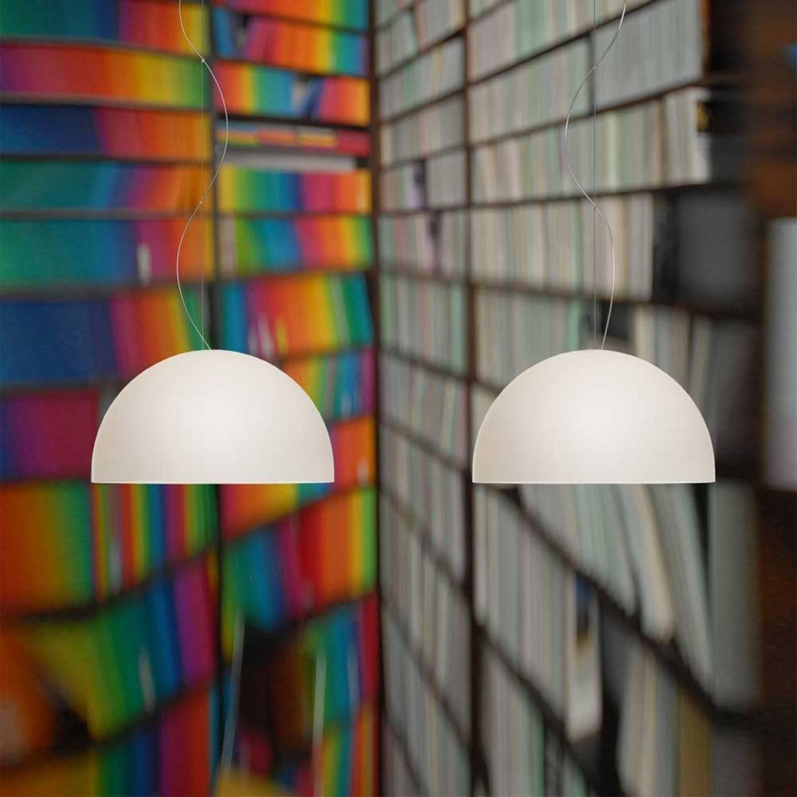 Kaksilamppuinen BOWL-riippuvalaisin, 26 cm
