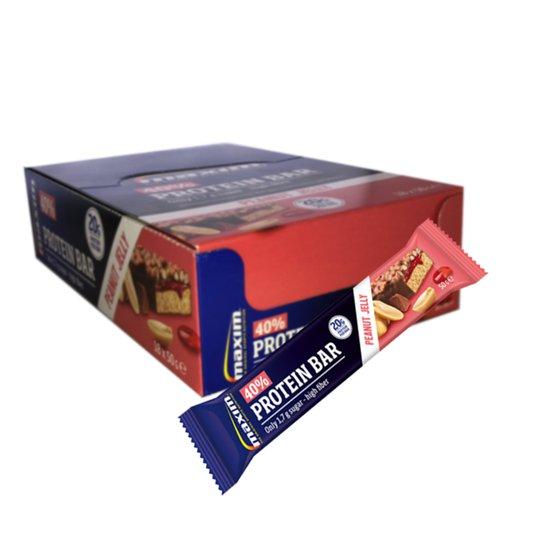 Proteiinipatukat Peanut & Jelly 18kpl - 41% alennus