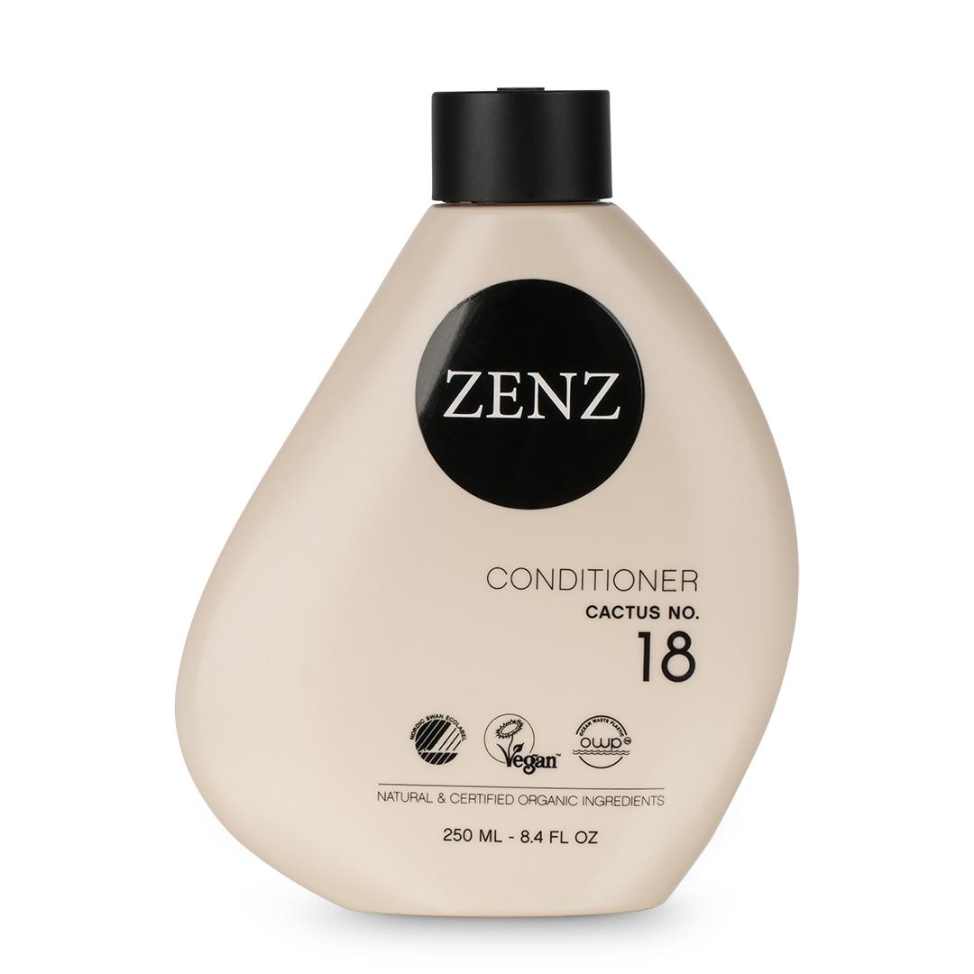 ZENZ - Organic Cactus No. 18 Conditioner - 250 ml