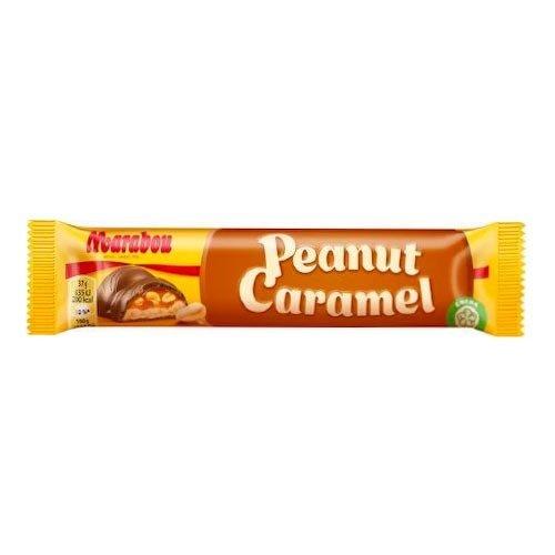 Marabou Peanut Caramel Chokladbit - 37 gram
