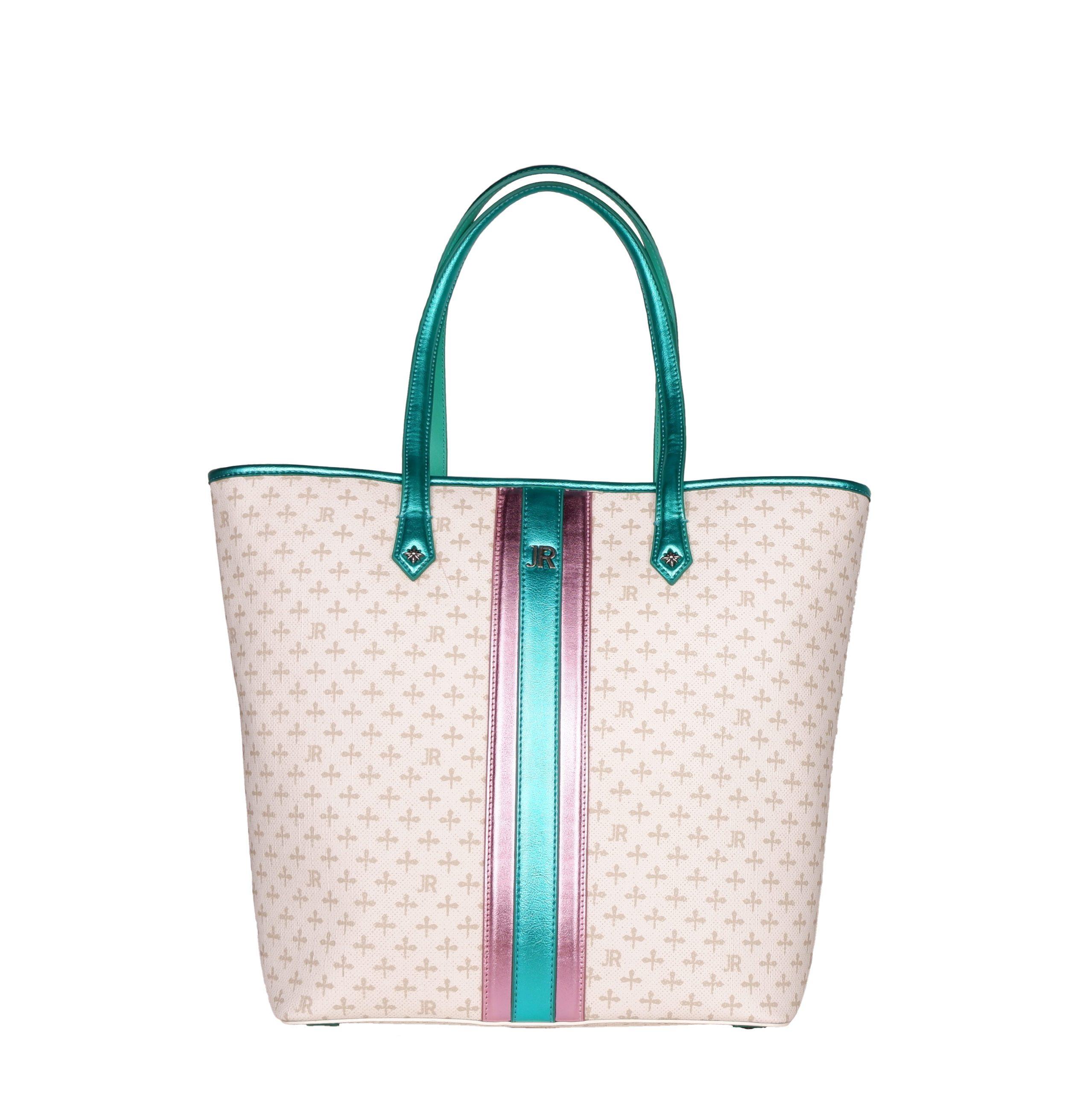 John Richmond Women's Handbag Beige JO1432591