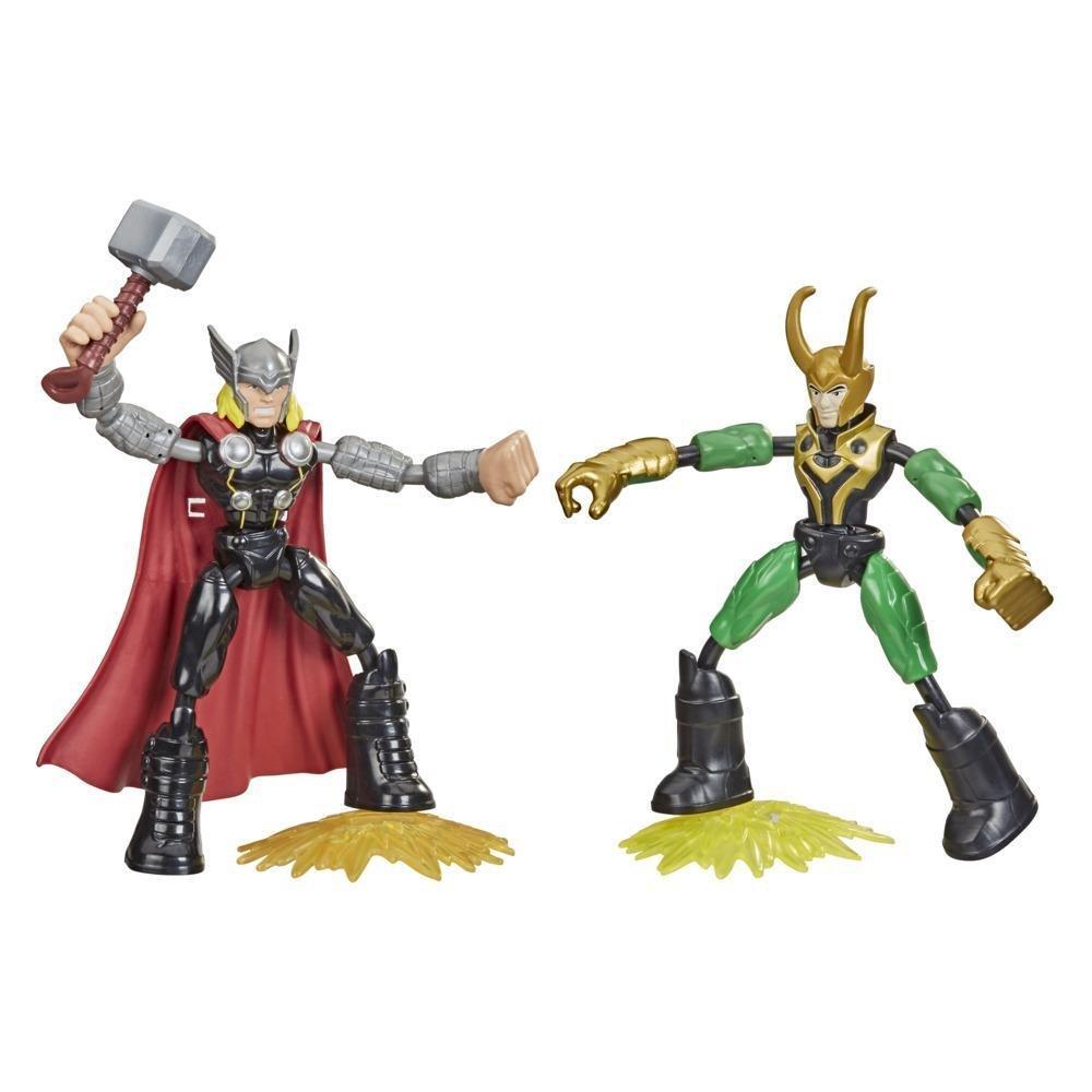 Avengers - Bend & Flex - Thor vs Loki (F0245)