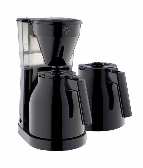 Melitta Easy Therm Duo 2.0 Black Kaffebryggare - Svart