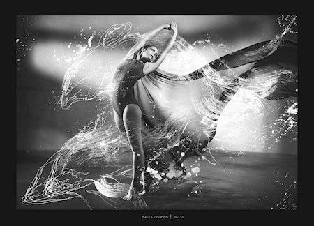 Poster Animal Instinct Maui´s Dolphin
