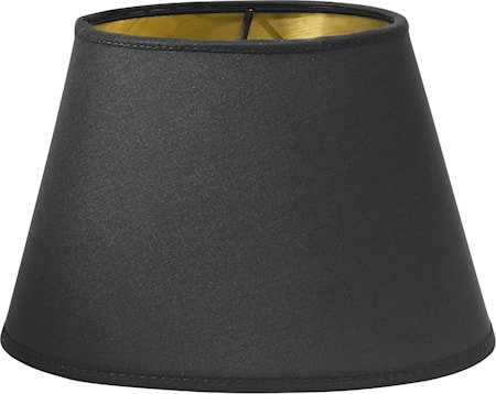 Lampeskjerm Oval Gull - 20 cm
