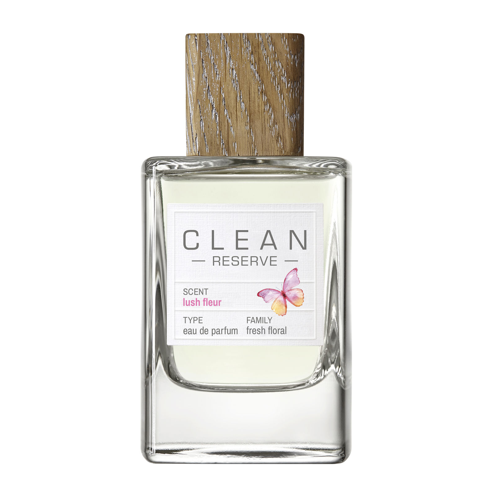Clean Reserve - Lush Fleur EDP 100 ml