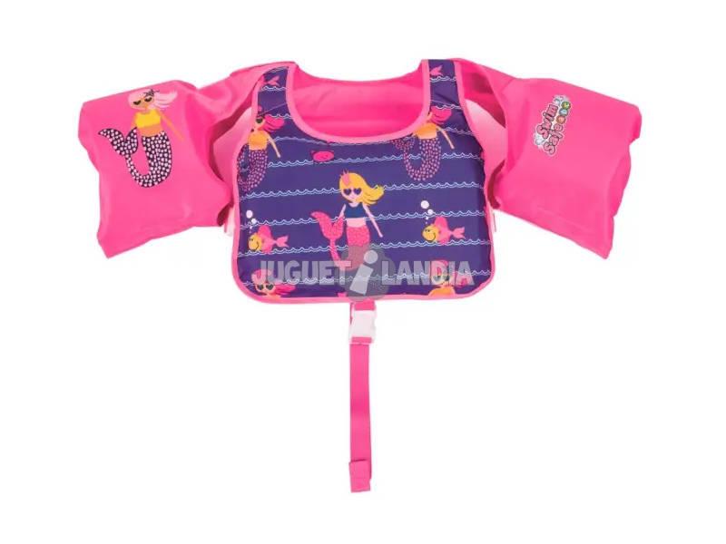 Bestway - Swim Vest - Pink/Purple (18-30 kg)