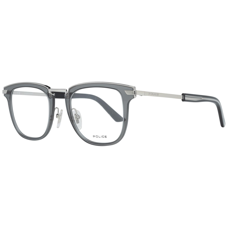 Police Men's Optical Frames Eyewear Transparent VPL566 480579
