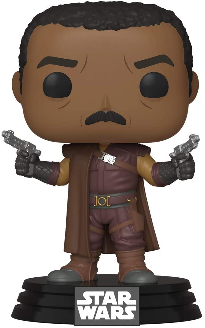Funko POP! - Star Wars: The Mandalorian - Greef Karga (45539)