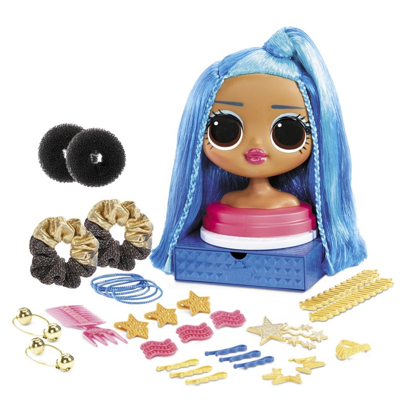 L.O.L. Surprise - OMG Styling Head- Style 2 (572022)