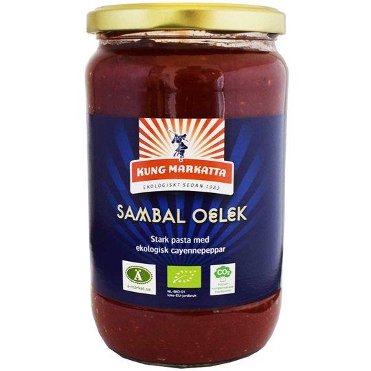 Eko Sambal Oelek - 60% rabatt