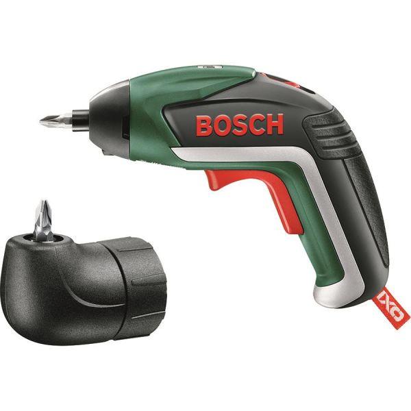 Bosch DIY IXO 5 Skrutrekker med 10 delers bitsett