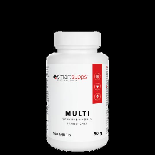 SmartSupps MULTI, 100 tabs