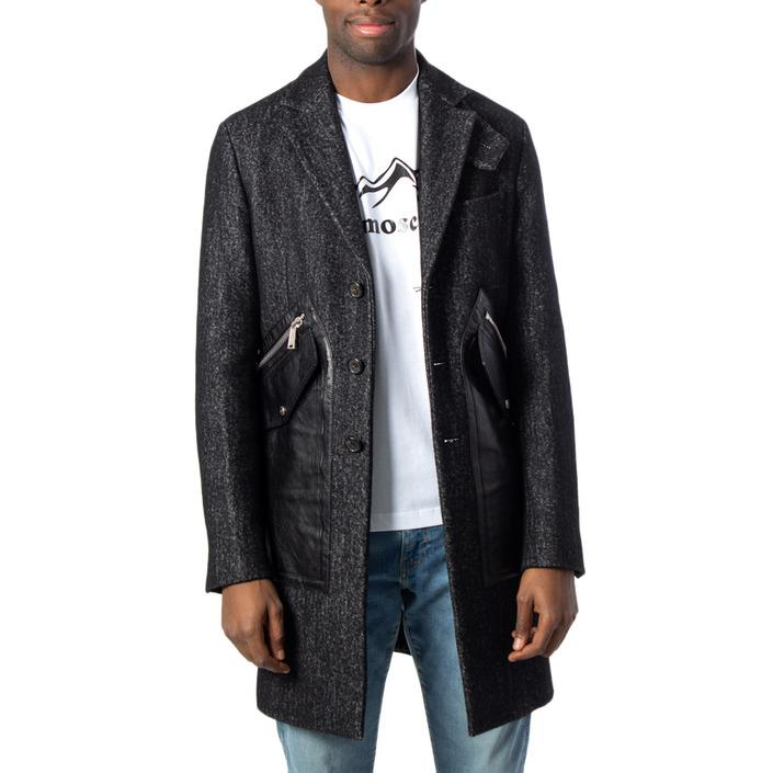 Dsquared Men's Coat Black 170233 - black 48