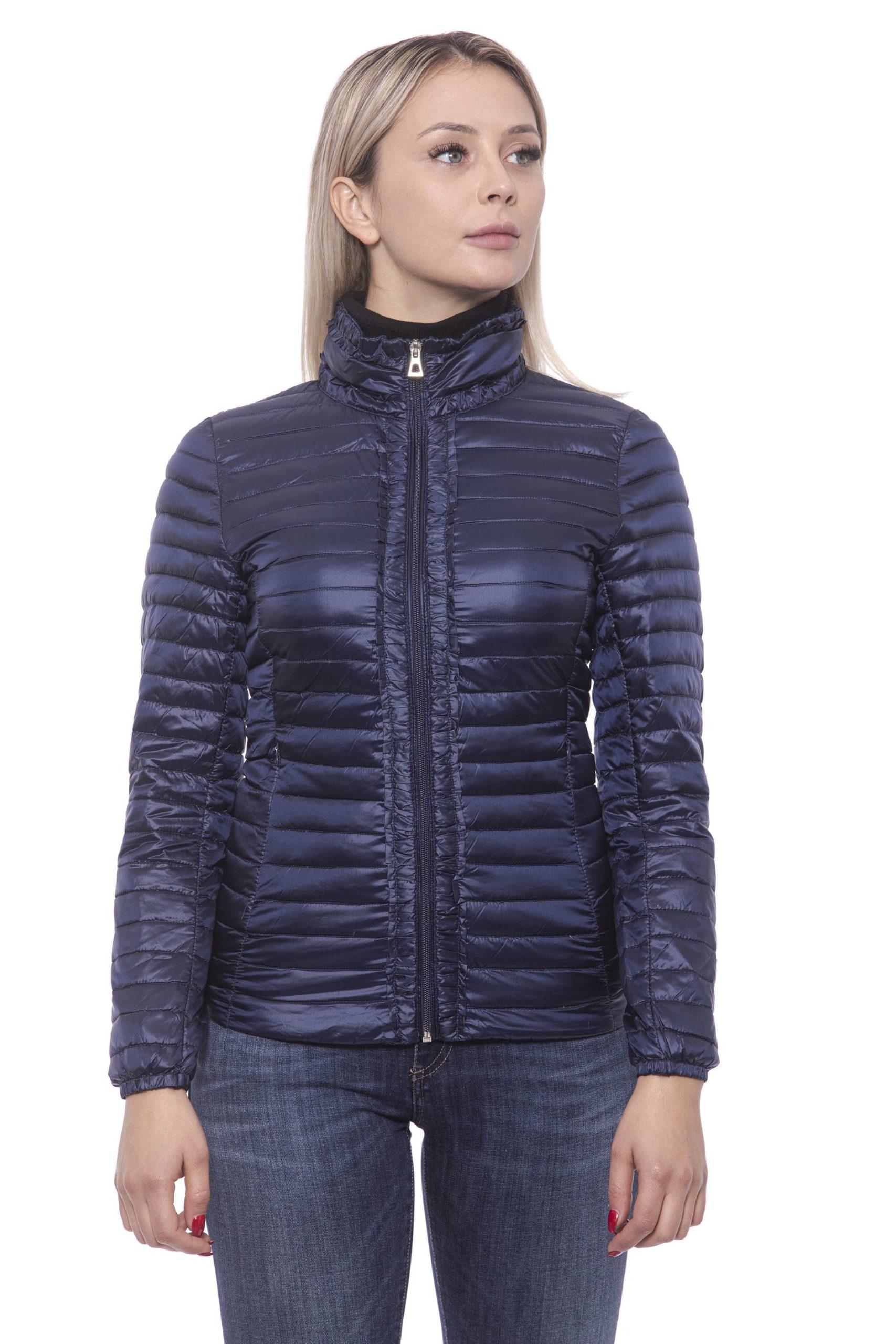 19V69 Italia Women's Jacket Blue 191388325 - S