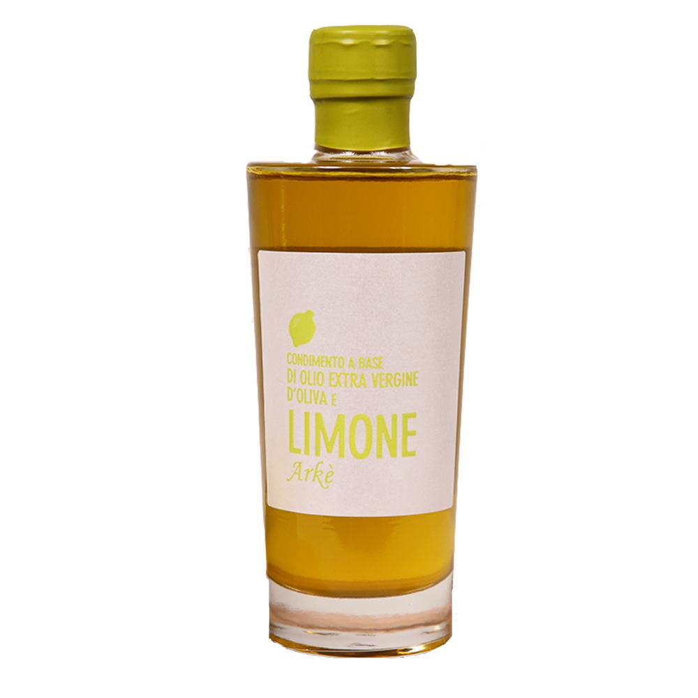 Lemon Infused Olive Oil 200ml by Arké Olio