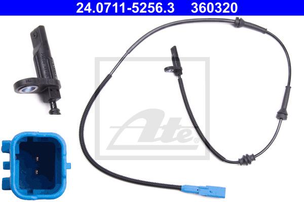 ABS-anturi ATE 24.0711-5256.3