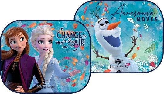 Frozen 2 Solskjermer 2-pack, Light