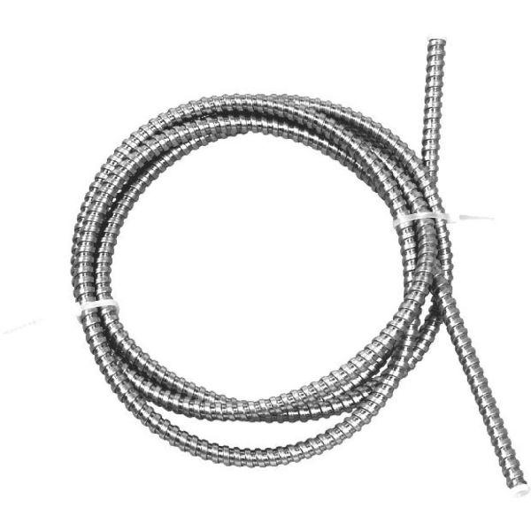 Alarmtech MC T2 Kabelslange rustfritt stål 500 mm