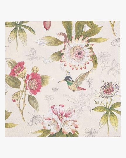 Paperiservetit, Hummingbird