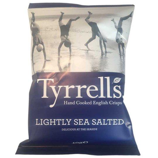 Chips Lightly sea salted - 50% rabatt