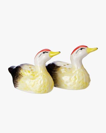 Suola- Ja Pippurisirotin, Duckie