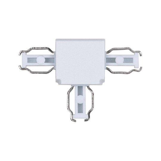 Paulmann NanoRail-T-liitososa valkoinen