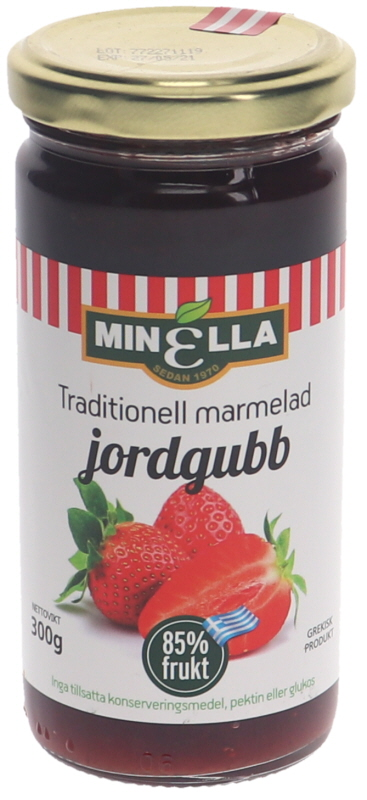Marmelad Jordgubb - 26% rabatt