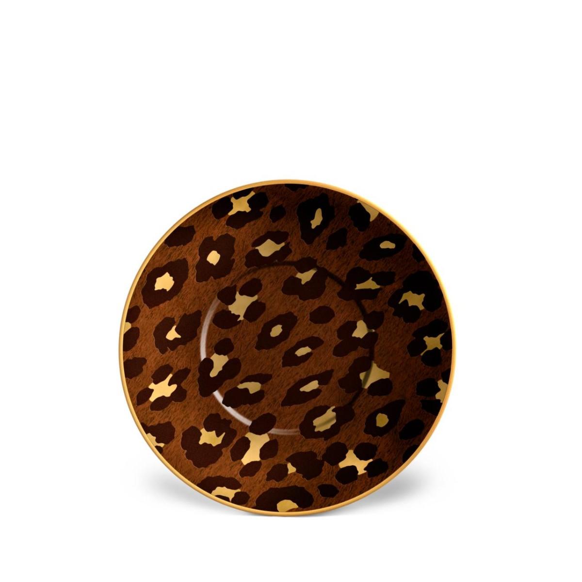 L'Objet I Leopard Saucer