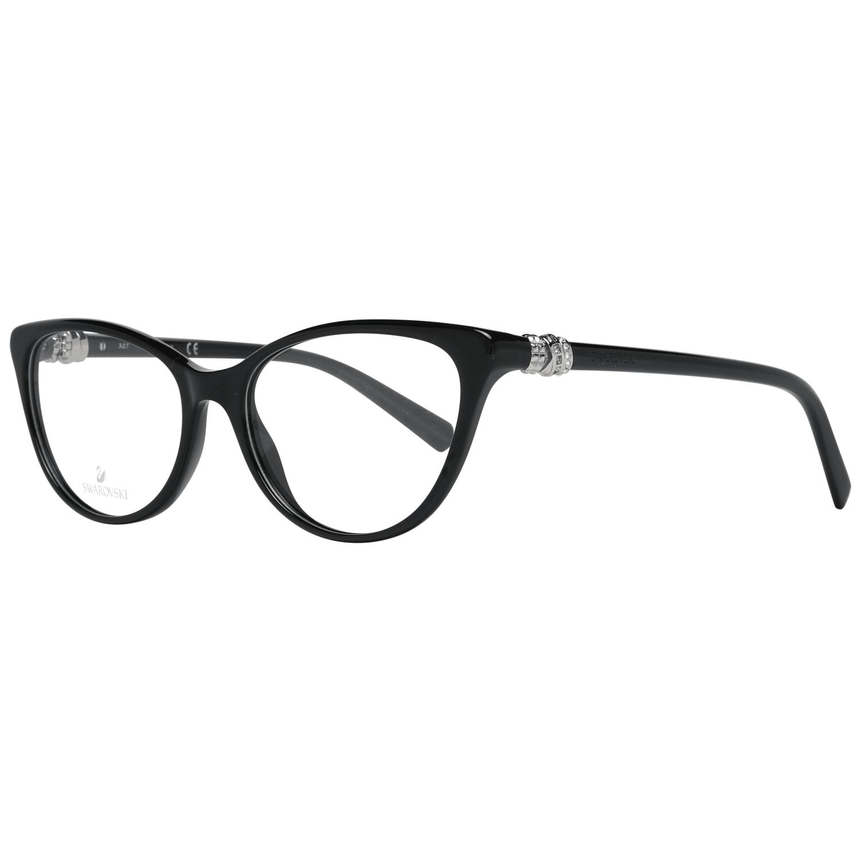 Swarovski Women's Optical Frames Eyewear Black SK5244 53001
