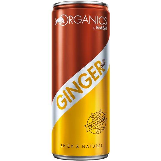 Eko Red Bull Ginger Ale - 25% rabatt