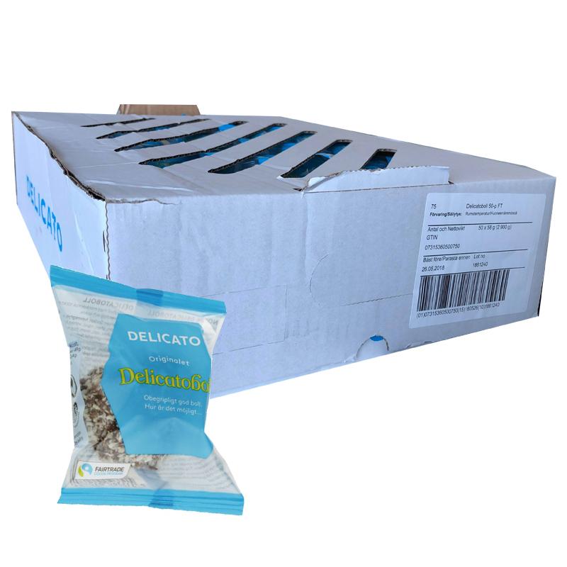 Delicatoboll 50-pack - 46% rabatt