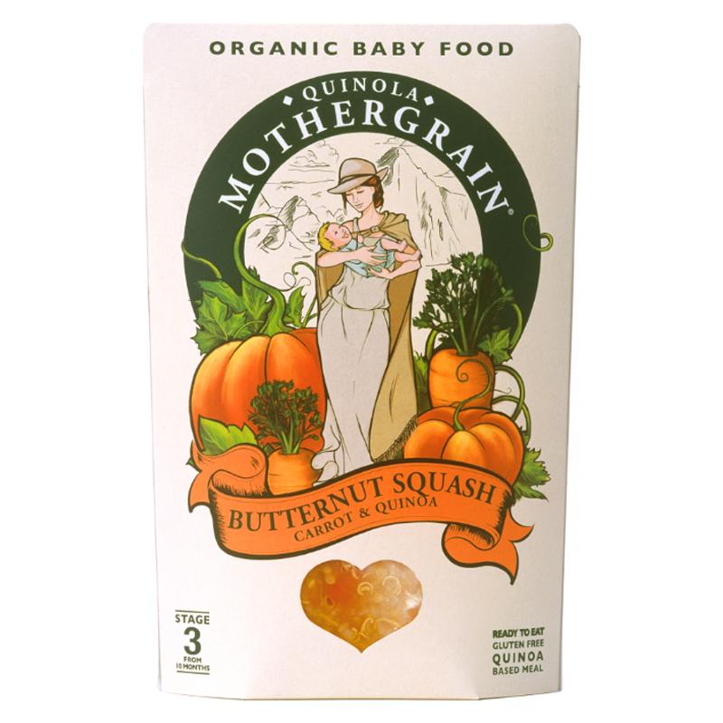 Barnmat Pumpa, Morot & Quinoa 190g - 62% rabatt