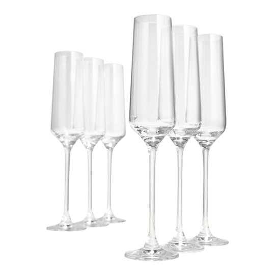 Table Top Stories - Celebration Champagneglas 19 cl 6-pack