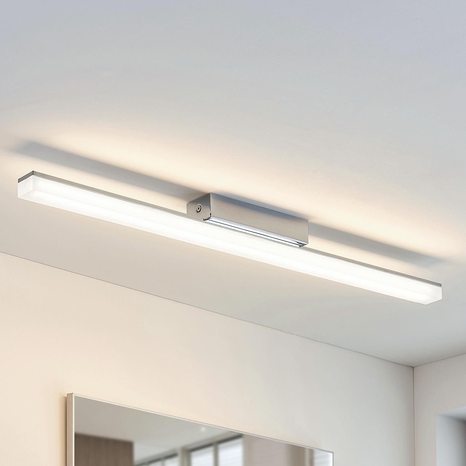 Kylpyhuoneen LED-kattolamppu Levke, IP44