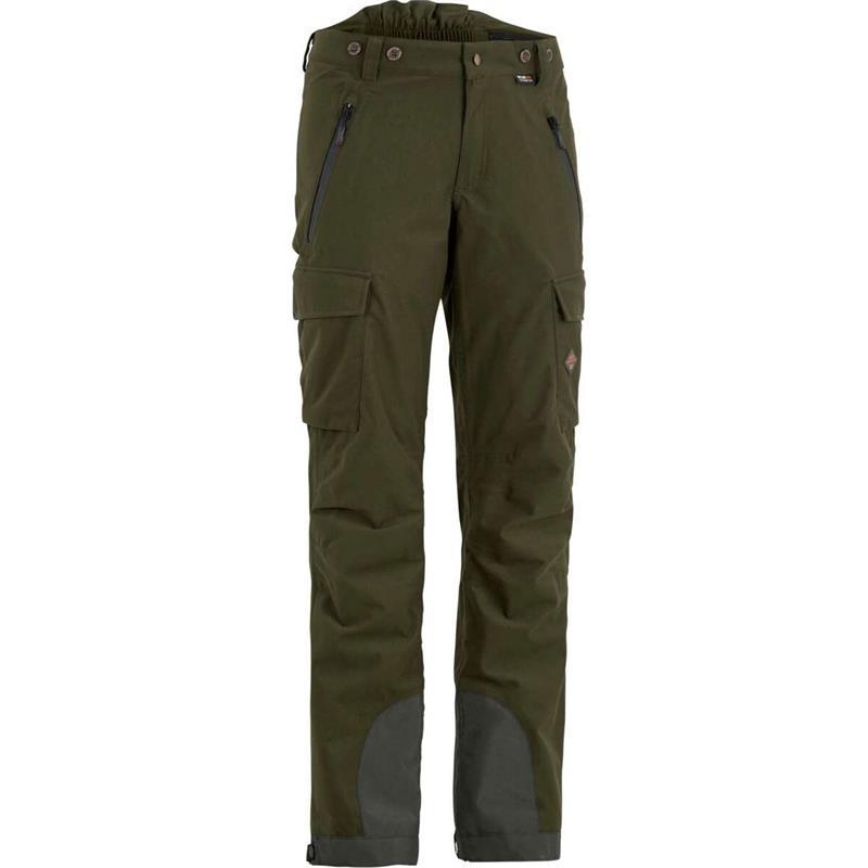 Swedteam Ridge M Trousers Green 48 Jaktbukse i forest green