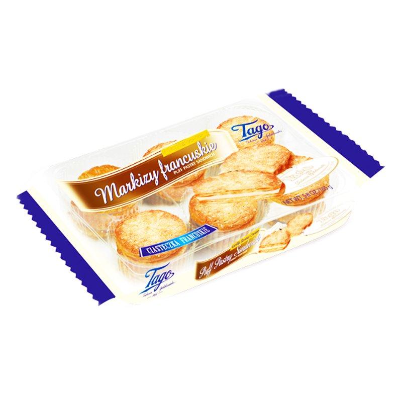 "Keksi ""Sandwich"" Suklaakreemi 165 g - 62% alennus"