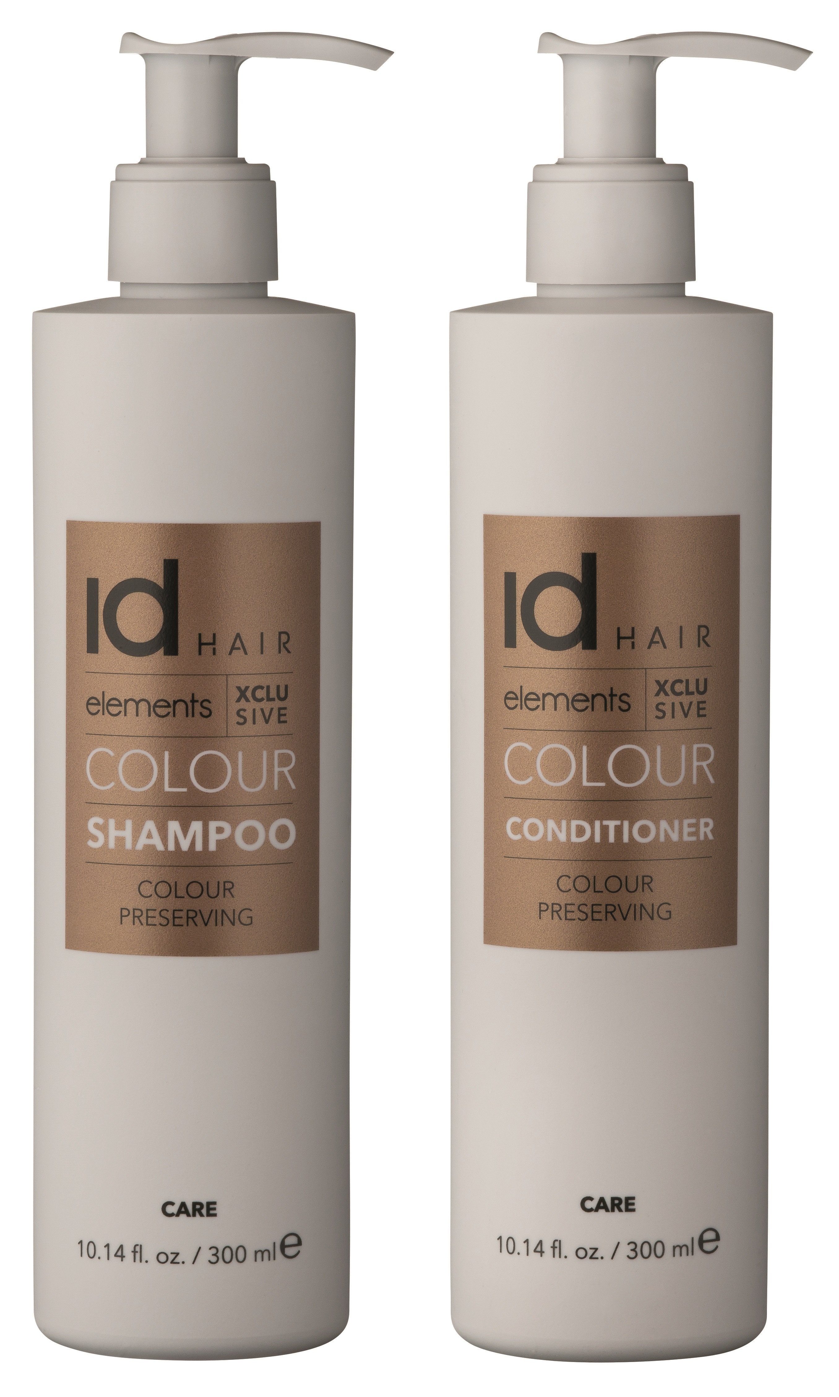 IdHAIR - Elements Xclusive Colour Shampoo 300 ml + Conditioner 300 ml