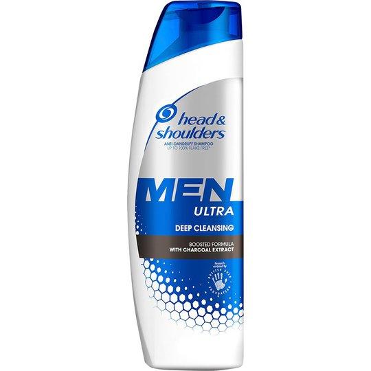 Deep Cleansing, 225 ml head & shoulders Shampoo