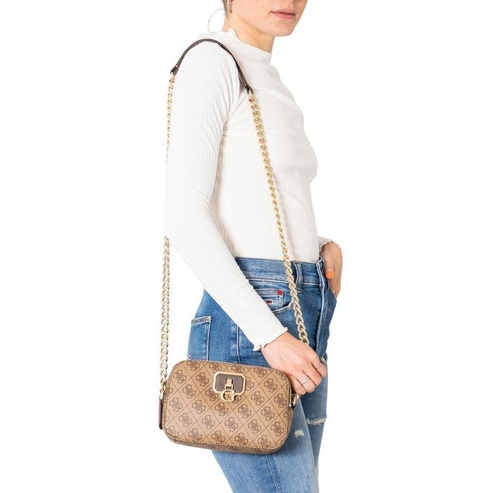 Guess Women's Shoulder Bag Various Colours 308486 - brown UNICA