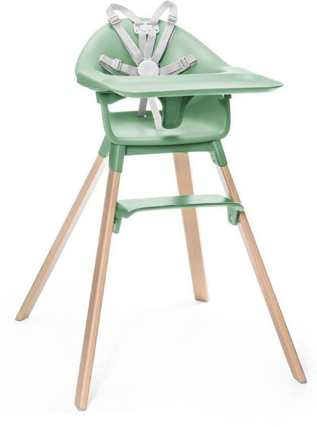 Stokke Clikk™ Matstol, Clover Green