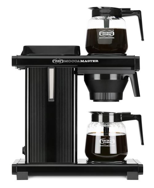 Moccamaster Moccaserver Kaffebryggare - Svart